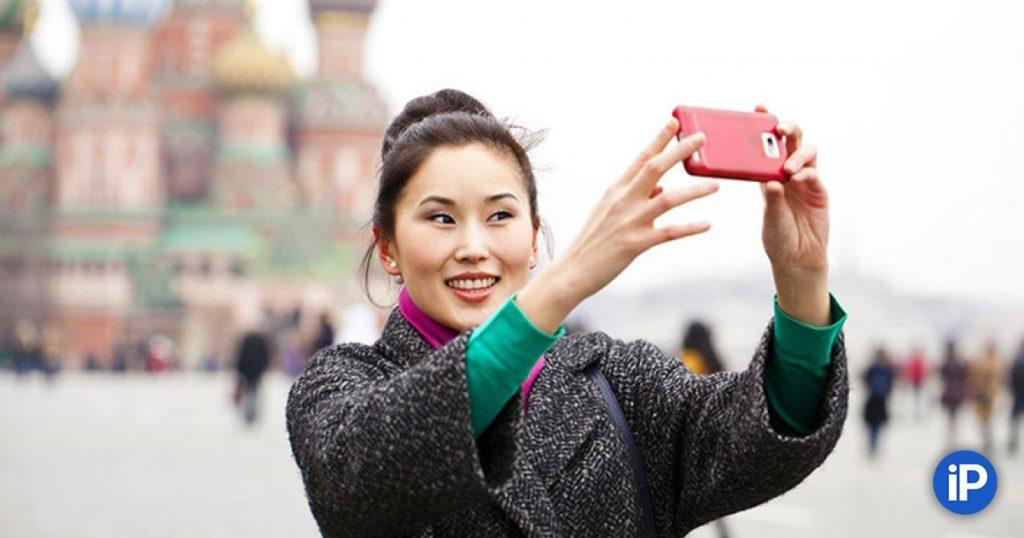 туристам из Китая